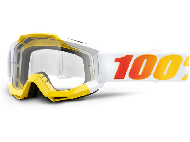 100% Accuri Anti Fog Clear Goggles astra